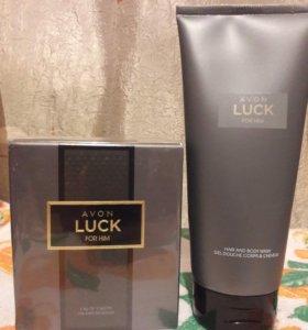 Luck мужской набор