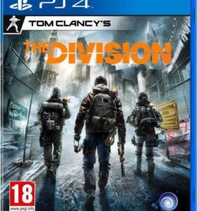 Продам The Division tom clancy