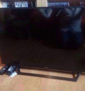 """Новый Sony Smart TV FullHD 40"""" (101см) LED-теле-ор"""