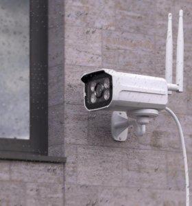 Уличная беспроводная камера Rubetek RV-3405