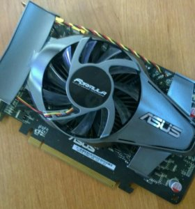 Видеокарта Asus formula(AMD Radeon HD 6700 series)