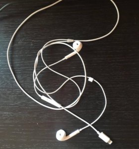 EarPods от айфона 7 (оригинал)