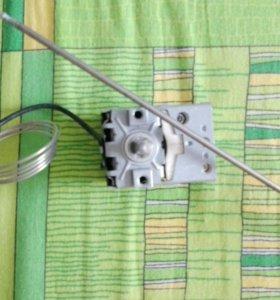 Термостат на электроплиты Делюкс, новый