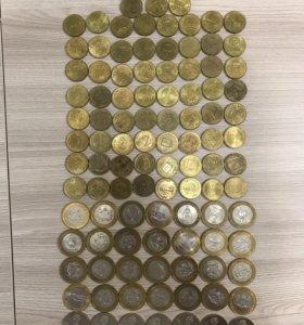 Монеты. Юбилейные