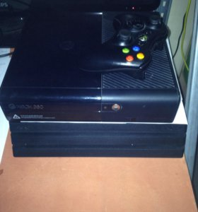 Продам Xbox 360E, 250gb, 3 игры. Обмен