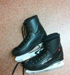 Коньки хоккейные ICE BLADE