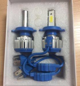 LED лампочки Н4
