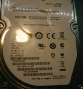 Жёсткий диск Seagate ST9500325AS