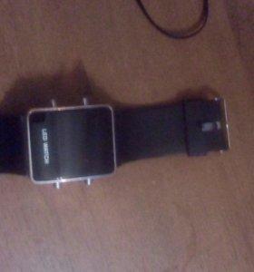 Часы (Led Watch)