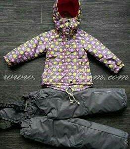Комплект куртка + штаны демисезонный