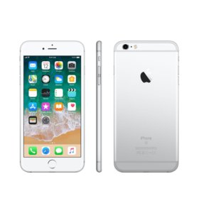 Продаю iphone6s+ на 32gb