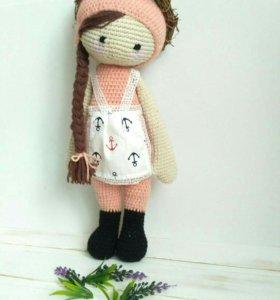 Кукла Фиби ручной работы