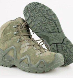 Трекинговые ботинки Lowa Zephyr Mid TF GTX Sage