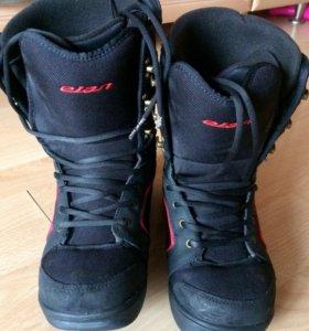Ботинки для сноубординга Elan