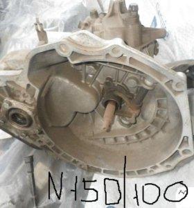 МКПП,Двигатель Дэу Нексия 1.5 16 кл