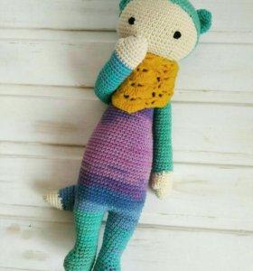 Кукла Рози ручной работы