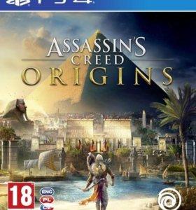 Assassin's Creed Origins, PS4