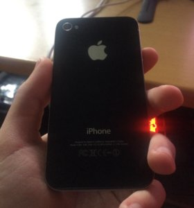 iPhone 4s 16gb(отличное состояние)