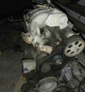Двигатель ваз 2110 с инжектором