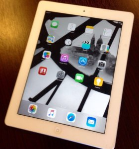 Планшет Apple iPad 16Gb Wi-Fi + Cellular
