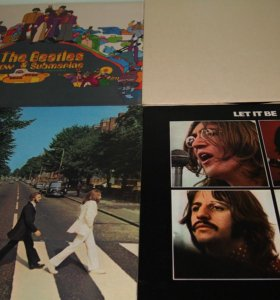 Бокс-сет из 14 виниловых пластинок The Beatles