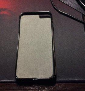 Чехол кошелёк кожаный на iPhone 6+ или 6s+...
