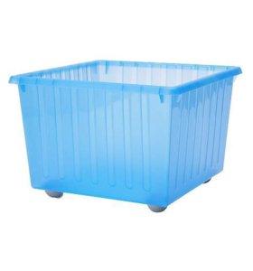 Ящик для игрушек Вессла NKEA