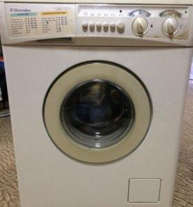 Стиральная машинка Электролюкс 5 кг