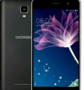 Телефон doogee × 10