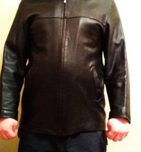 Куртка мужская натуральная кожа очень мягкая