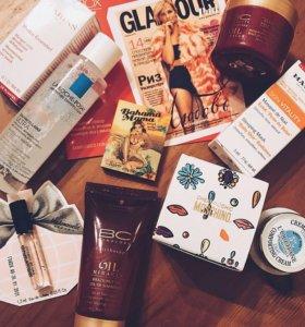 Beauty box/glam box