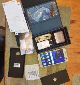 Samsung Galaxy S7 SM G930FD 32 Gb РосТест