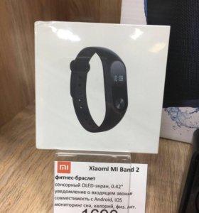 Оригинальный Xiaomi Mi Band 2