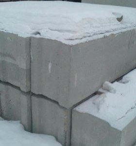Блоки фундаментные