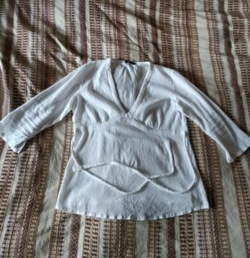 Блузка на беременных 44 размер