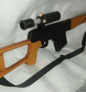Детская новая снайперская винтовка СВД