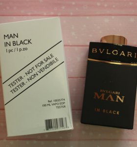 "тестер Bvlgari ""Man in Black"", 100 ml"