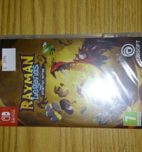 Rayman Legends для Nintendo Switch