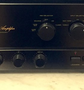 Pioneer A-676 Reference