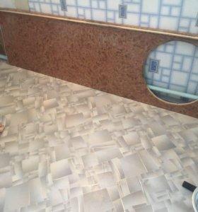Столешница кухонная с уголком