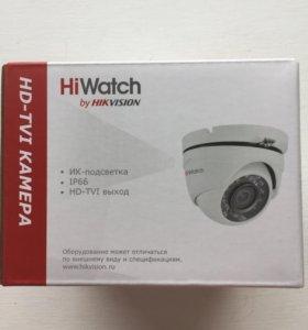 HD-TVI Камера