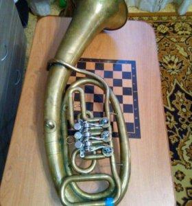 Труба тенор и баритон