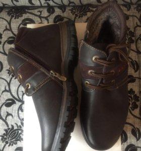 Ботинки мужские, зимние р. 41