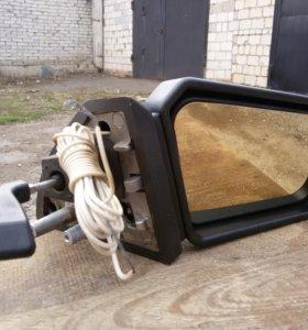 Новые зеркала заднего вида с электроподогревом