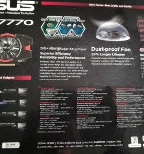 ASUS Radeon HD 7770 PCI-E 3.0