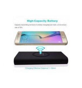 Беспроводная зарядка Power Bank Q1 Compatible
