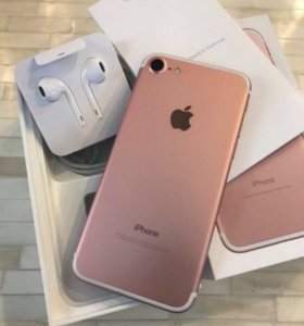 iPhone 7 Gold Rose 32Gb