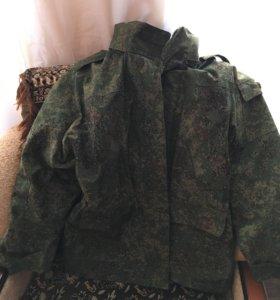 Военная куртка демисезонная