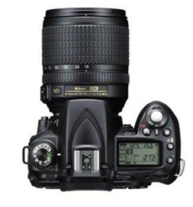 Nikon D90+подарок
