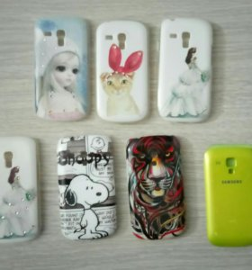 Samsung galaxy s3 Mini чехол